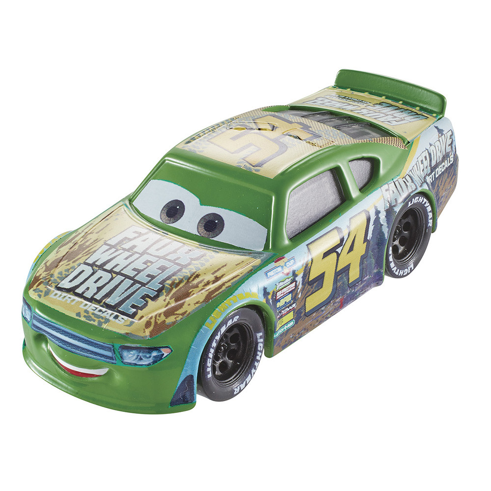 Coche Cars 3 Tommy Highbanks