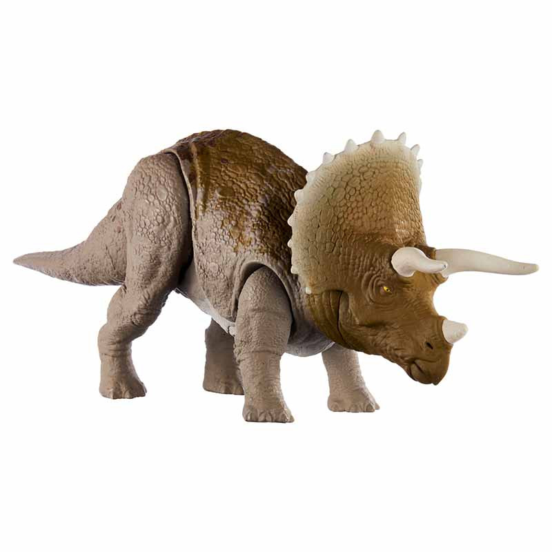 Jurassic World Triceratops total control