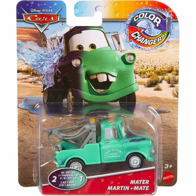 Cars Color Changers Fall - Mate