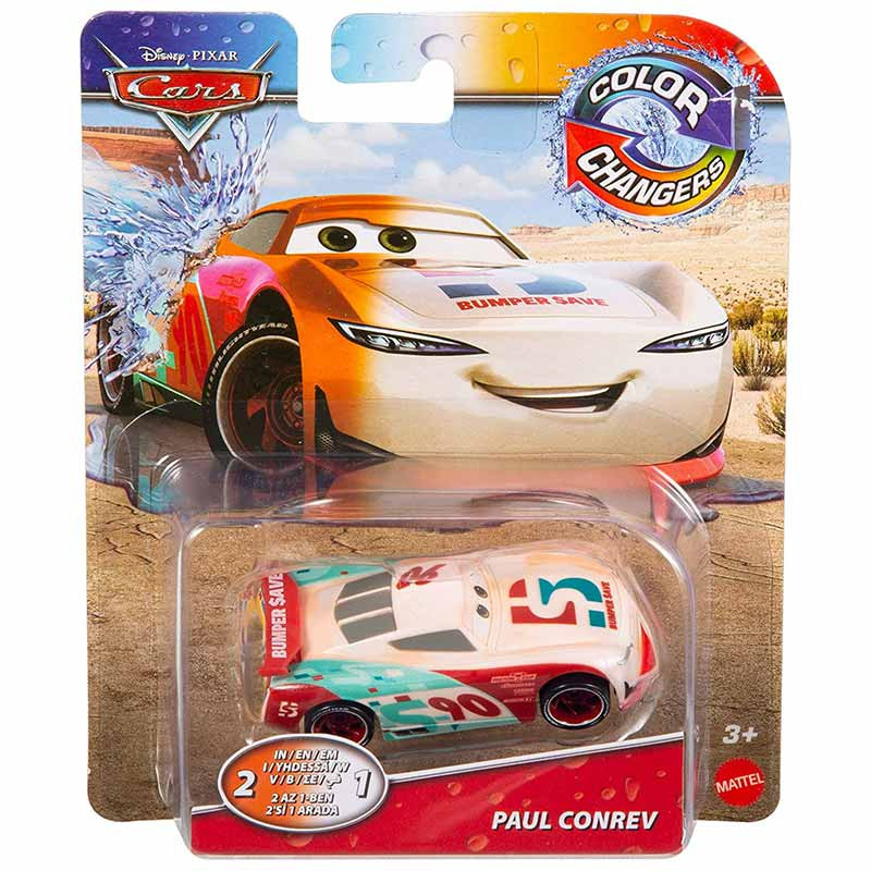 Cars Color Changers Fall - Paul Conrev