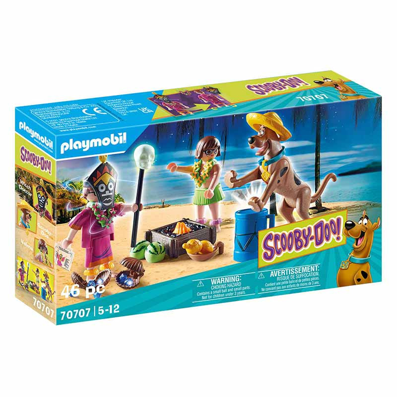 SCOOBY-DOO! Aventura con Witch Doctor