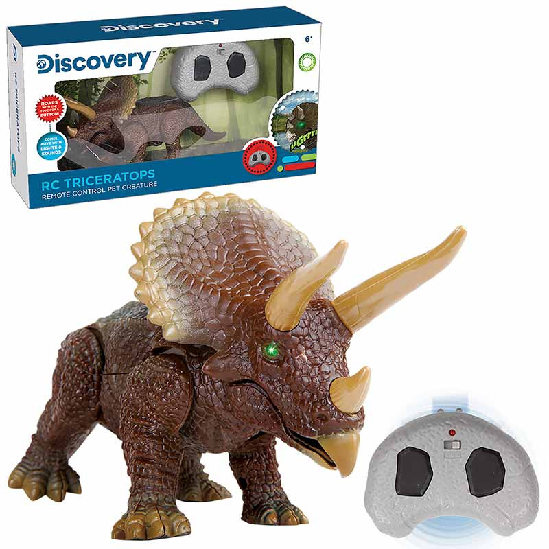 Dicovery Triceratops