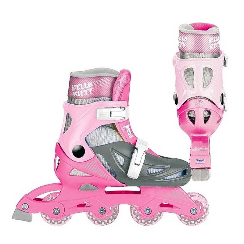 Hello Kitty inline patines ajustables
