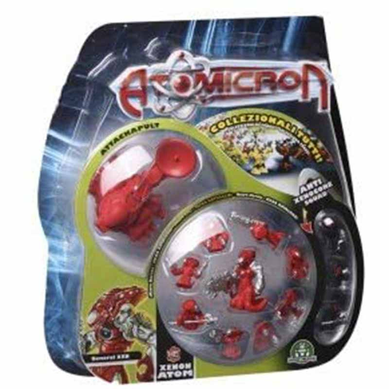 Blister Atomicron Microns